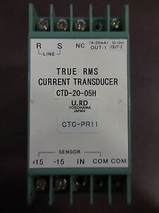 True Rms Current Transducer Ctd 20 05h Ctc pr11