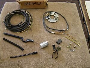 Nos Oem Ford 1954 Fairlane Turn Signal Switch Kit Lever Wiring Harness