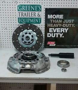 Single Clutch Assembly Ford Tractors 2810 2910 3230 3910 3930 4110