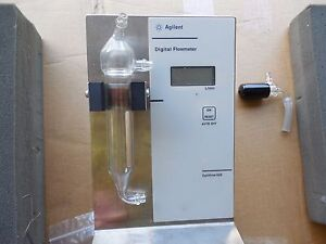 Agilent Hp 650 Hfm 650 Digital Flowmeter 5890 6890 Gc Gas Chromatograph