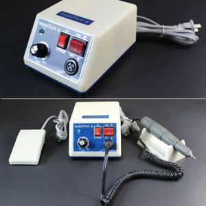 35k Rpm Dental Marathon Lab Electric Micromotor Drill Motor Polisher W handpiece
