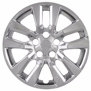 New 16 Chrome Hubcap Wheelcover That Fits 2007 2018 Nissan Altima