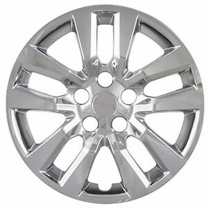 New 16 Chrome Hubcap Wheelcover That Fits 2007 2015 Nissan Altima