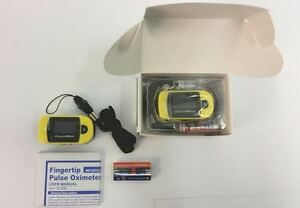 Choicemmed Md300c208 Fingertip Pulse Oximeter For Pediatric And Adult brand New