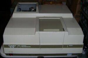 Cary Ie Uv Visible Spectrophotometer