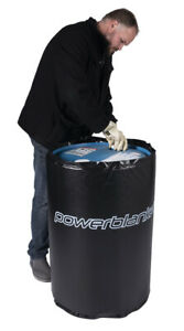 Drum Heater Powerblanket Bh55pro 240v 55 Gallon Drum Heating Blanket 240 Volt