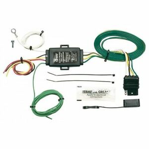 Hopkins Towing Solution 48925 Tail Light Converter 74 W 4 wire Flat Extension