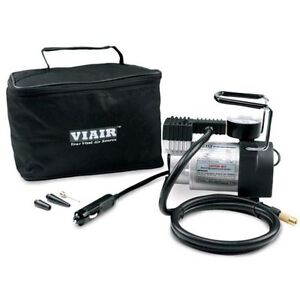 Viair 00073 70p Portable Compressor Kit Light Duty For Up To 25 Tires