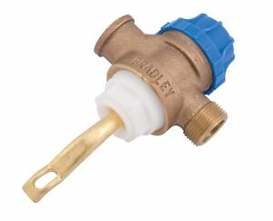 Bradley S07 066 Foot Valve Assembly For Wash Fountains