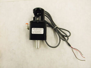 Acro Model 934v8589 Pneumatic Solenoid Pinch Valve Removed From A K Prime Iii