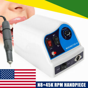 N8 Dental Lab Marathon Electrical Micro Motor Polisher 45000 Rpm Handpiece