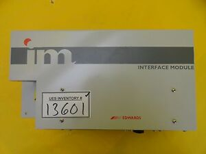 Edwards A52844463 Vacuum System Im Interface Module New Surplus