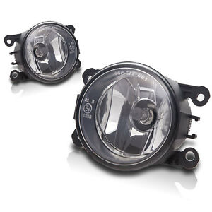 2013 2015 Fiat 500 Replacements Fog Lights Front Driving Lamps Clear