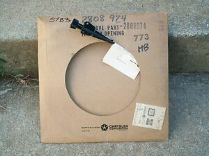 1966 67 68 Satellite Gtx Coronet R t Charger Nos Mopar Fresh Air Door Cable