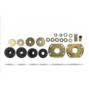 Pedders 5892 Front Radius Rod To Chassis Bushing Rubber Kit For 2004 2006 Gto