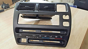 1993 1997 Toyota Corolla Bezel Console With Vents Oem