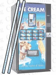 Led Lighting Kit For Fastcorp Fast Corp Ice Cream Vending Machine