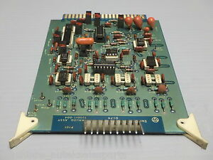 Elox Colt Industries Analog Assy 320011 004_320011004 Cnc Pc Circuit Board