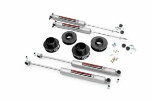 Rough Country 69530 2 Lift Kit For Jeep 99 04 Grand Cherokee Wj 4wd