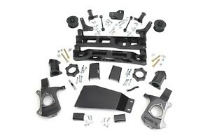 Rough Country 5 Lift Kit 2007 2013 4wd Chevrolet Avalanche 1500 208