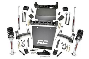 Rough Country 5 Lift Kit 2014 2018 4wd Chevy gmc 1500 Pickup 291 23