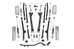 1997 2006 4 Cylinder Jeep Tj Wrangler 2 5 X Series Long Arm Suspension 62822