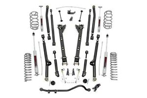 1997 2006 6 Cylinder Jeep Tj Wrangler 2 5 X Series Long Arm Suspension 62922