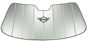 Oem Mini Cooper Clubman F54 Windshield Sun Shade Silver 82110049789