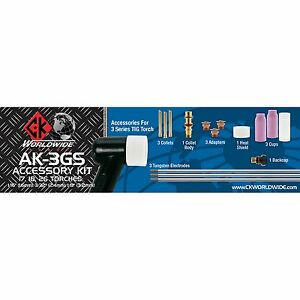 Ck Worldwide 3 Series Gas Saver Accessory Kit ak 3gs