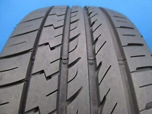 One Used Sumitomo Tour Plus Lst 205 55 16 8 9 32 Tread Repair Free 1321b