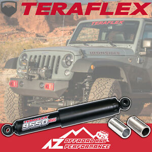 Teraflex 9550 Vss Steering Stabilizer For 1997 2018 Jeep Wrangler Tj Lj Jk