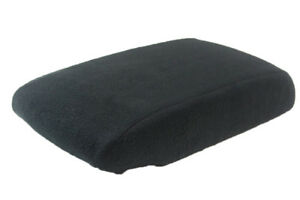 Fits 00 06 Ford Ranger Black Fabric Center Console Lid Armrest Cover Protector