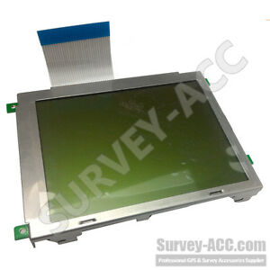 Black White Vga Lcd Display For Leica Rx1250 Tc1200 Total Station Rtk