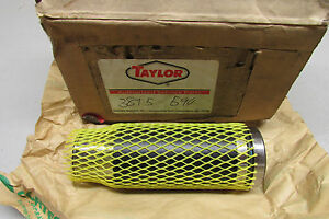Taylor Forklift 3815 590 Shaft Pinion Axle Tech 319801008e