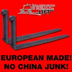 New Class Ii 42 Forks 1 1 2 X 4 X 42 Cl2 Pair 1 5 2 Set Forklift Free Freight