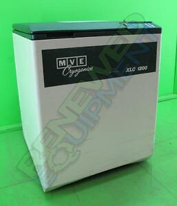 Mve Xlc 1200 Cryogenic Cold Storage Unit 1