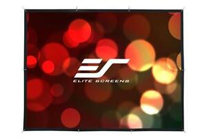 New Elite Screen Diy96rh1 Diy Pro Series 96 16 9 Wraithveil Projector Screen