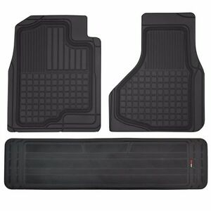 3d Rubber Custom Heavy Duty Floor Mats For Dodge Ram Pickup 2009 2014 3pc Set