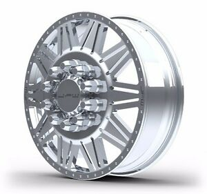 Jfw 24 Jf031 Forged Dually Wheels