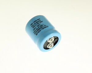 Cde 1300uf 50v Large Can Electrolytic Capacitor 101132u050ak2a