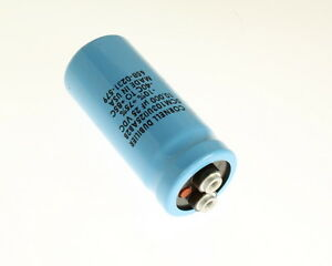 Lot Of 3 Cde 10000uf 25v Large Can Electrolytic Capacitor Dcm103u025ab2b