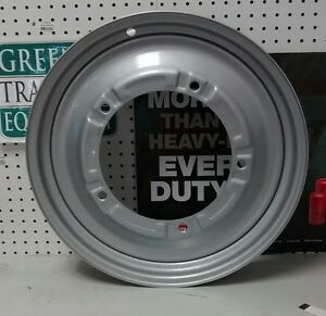 9n1015a New Ford 2n 9n Tractor 5 Bolt 3 X 19 Front Wheel Rim Free Shipping