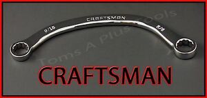 Craftsman Hand Tools 9 16 X 5 8 In Full Polish Obstruction Wrench 12pt