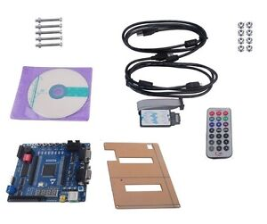 1pcs For Ep4ce6 Altera Fpga Development Learning Board Nios Kit Usb Blaster Ca
