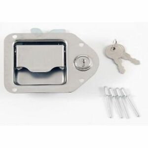 Dee Zee Dztblatch1 Stainless Steel Replacement Tool Box Latch