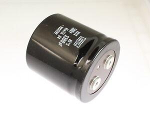 Ucc 3300uf 500v Large Can Electrolytic Capacitor E37x501cpn332mf92m