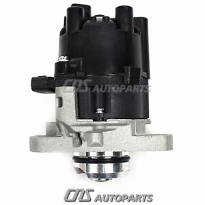 New Ignition Distributor For 97 02 Mitsubishi Mirage 1 5l 4g15 Md326834