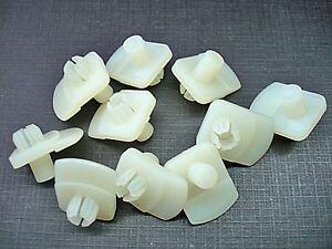 10 Pcs Fits 1978 Amc Moulding Trim Retainer Clips Nors