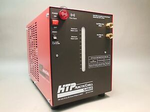 Htp Arctic Chill 5460 110vtig Welder Torch Water Cooling Cooler Flow Alarm