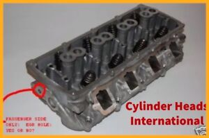 Dodge Chrysler Jeep Hemi 5 7l V 8 Cylinder Head 2009 And Newer Only